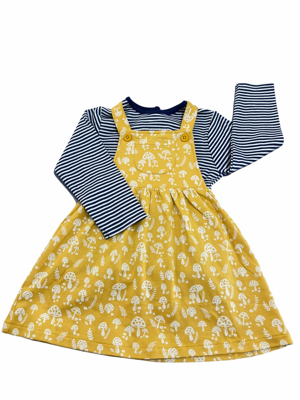 Jojo Pinafore Dresses