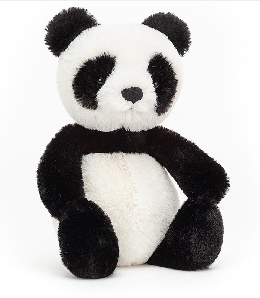 bashful panda sm