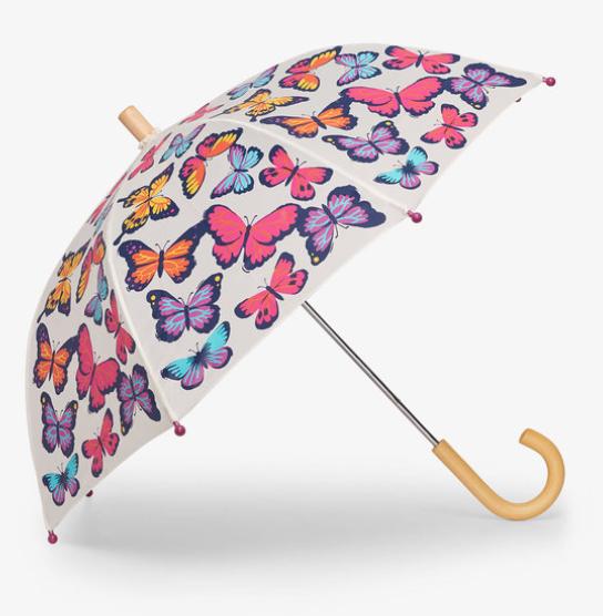 Kaleidoscope Butterflies Umbrella