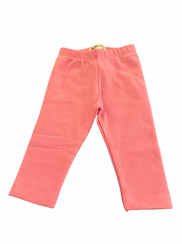 Pink Cozy Leggings