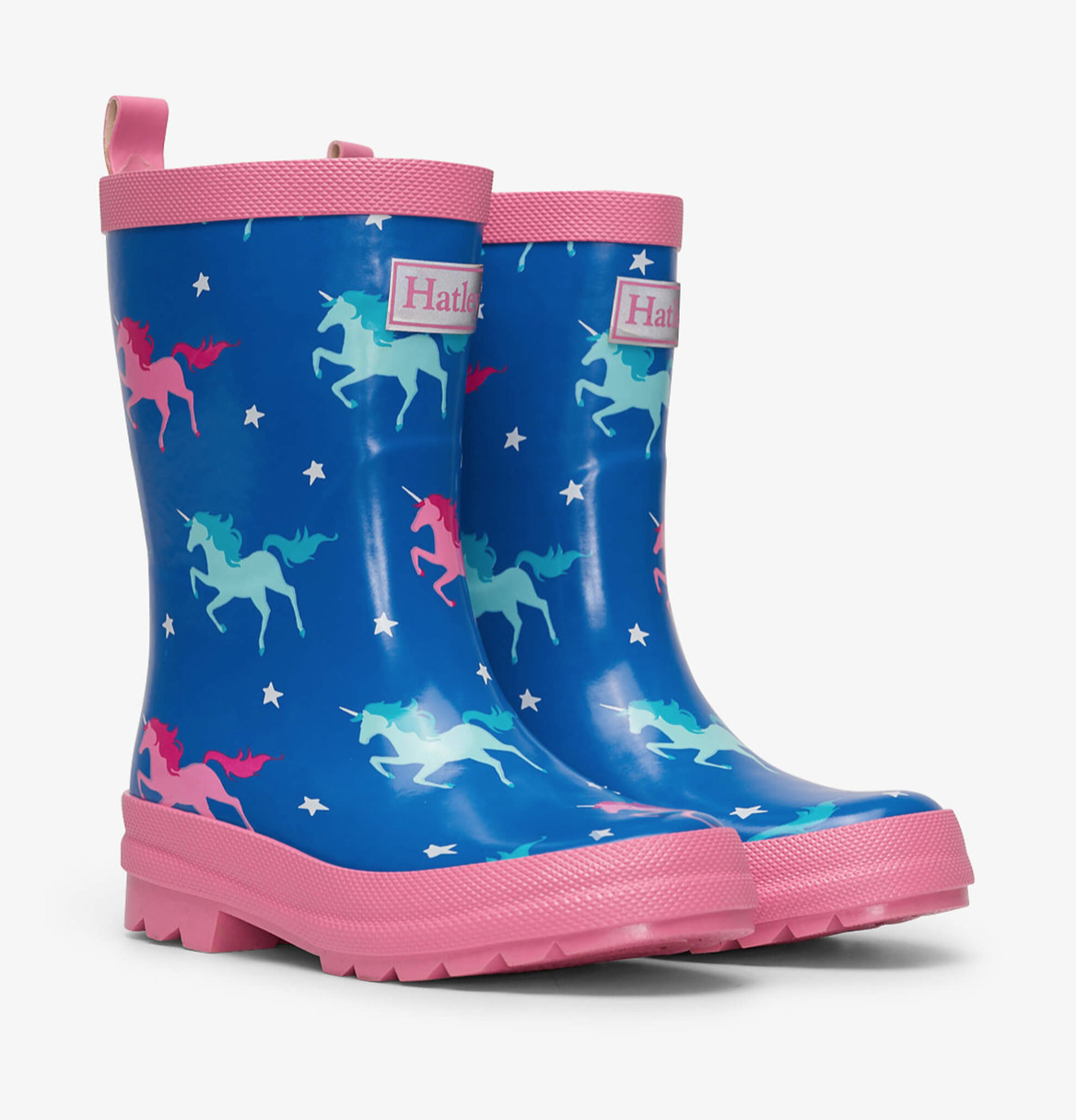 Twinkle Unicorns Rain Boots