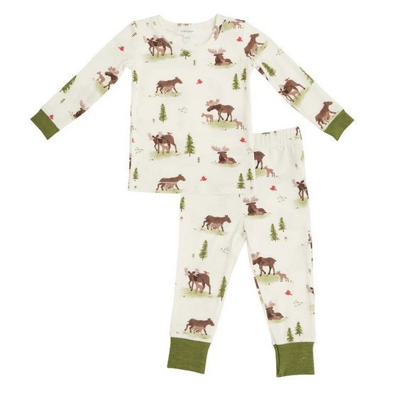 Angel Dear Moose Pajamas