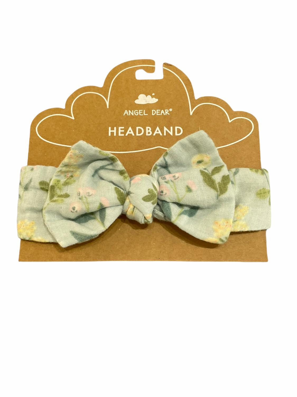 Meadow floral headband
