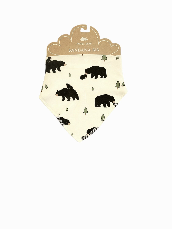 Bears bandana bib