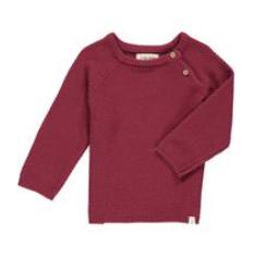 Wine Roan Sweater