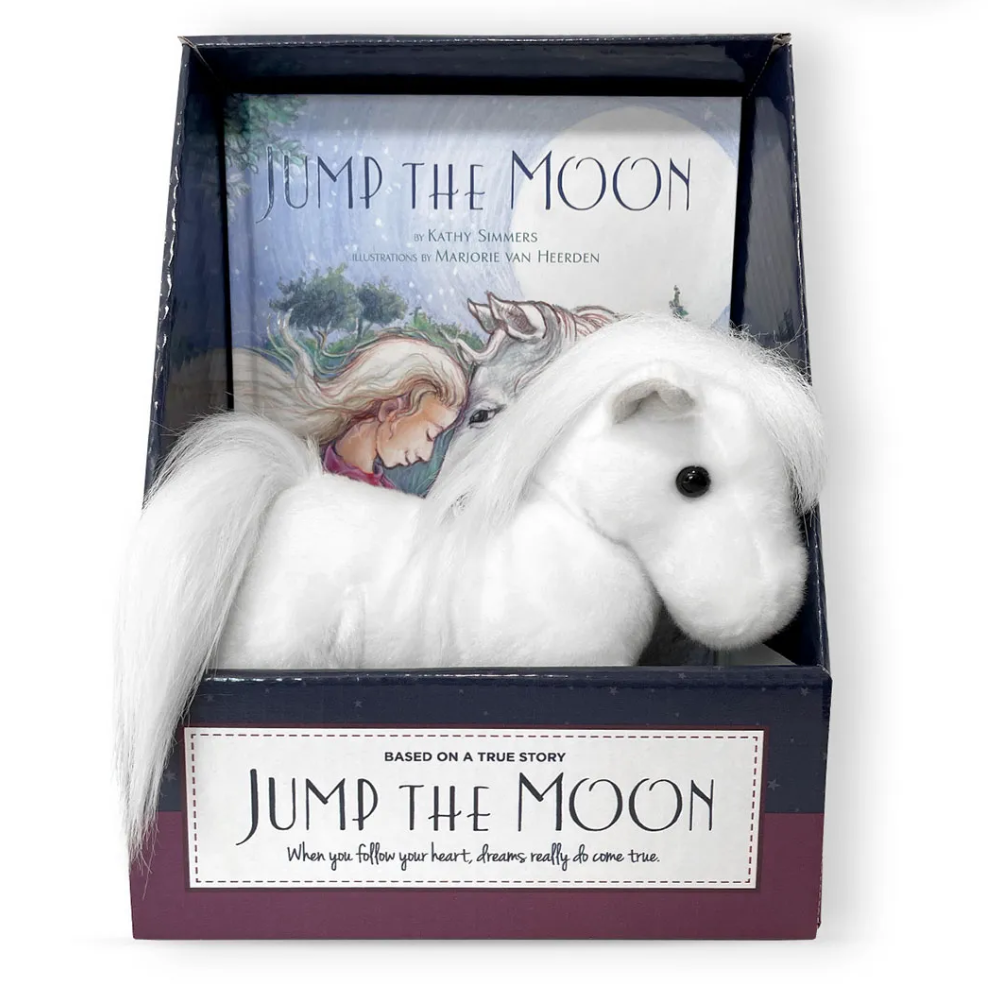 Jump The Moon Book Gift Set