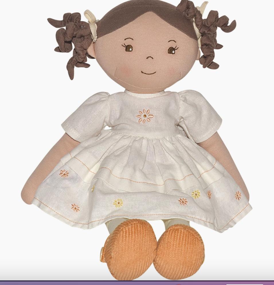Tikiri Cecilia Doll in Display Box