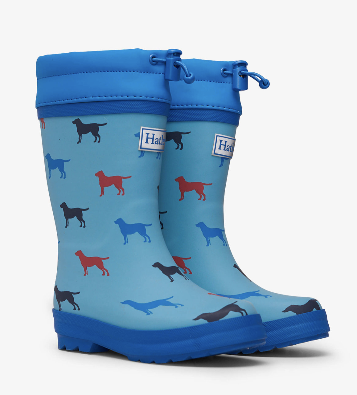 Friendly labs Serpa lined rain boots