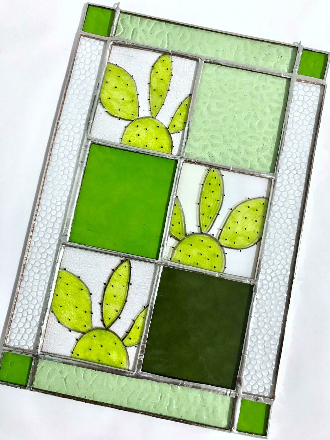 Prickly Pear Doodle Panel