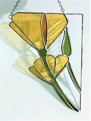 Yellow California Poppy