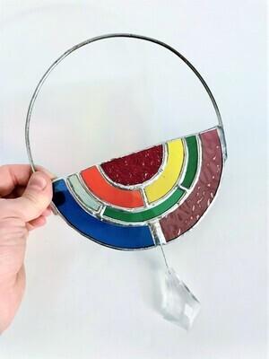 Half Circle Rainbow