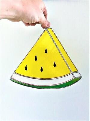Tohono O'odham Yellow Meated Watermelon