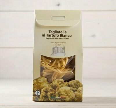 TAGLIATELLE AL TARTUFO BIANCO GR.250