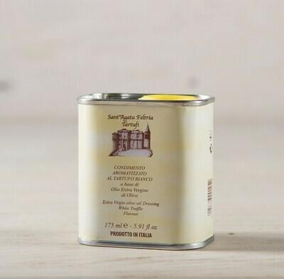 Condimento al Tartufo Bianco Lattina ml.175