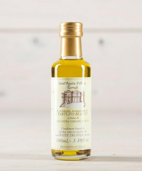 Condimento Aromatizzato al Tartufo Bianco ml.100
