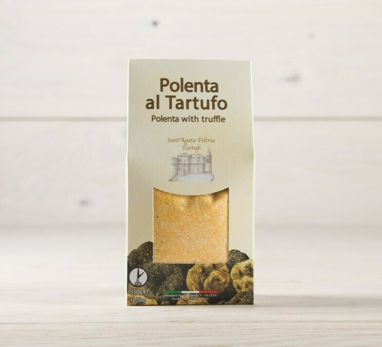 POLENTA AL TARTUFO GR.350