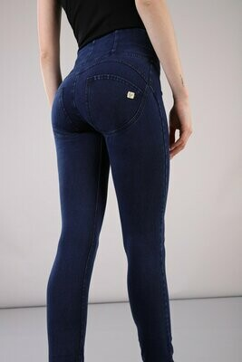 Freddy High Rise Dark Denim