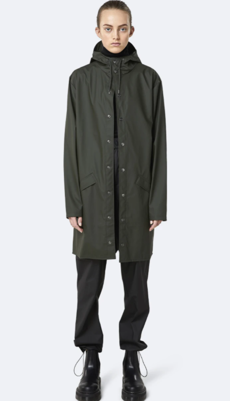 Rains Khaki Rain Coat