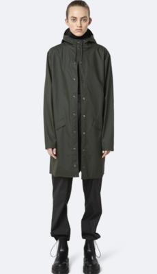 Rains Khaki Rain Coat