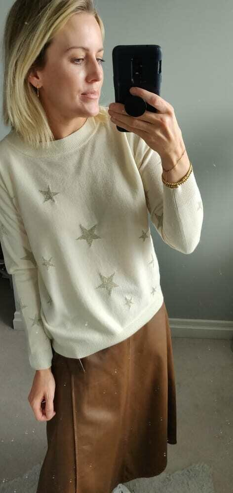 Letoile Star Knit