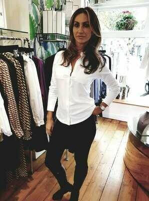 Izzy White Shirt