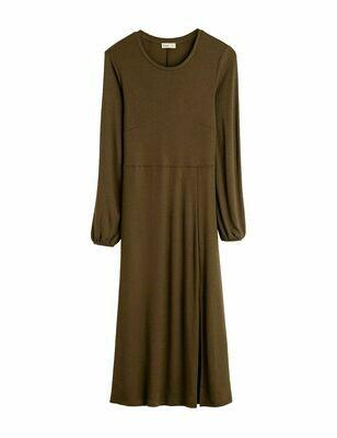 Laura Khaki Dress