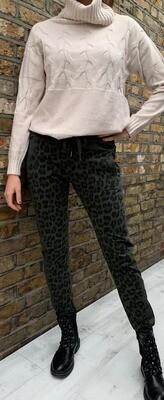 Leopard Nand Joggers