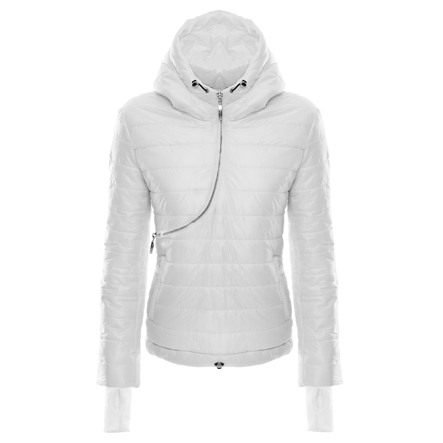 Freddy White Padded Jacket