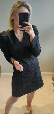 Kiwa Black Dress