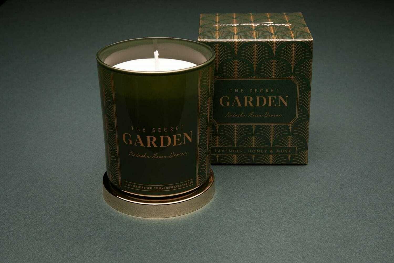 The Secret Garden Candle