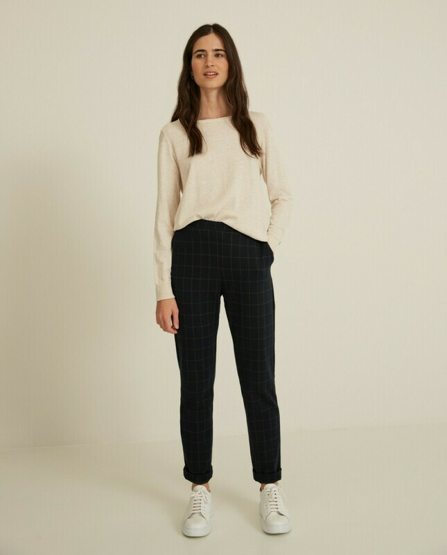 Pippa Check Trousers
