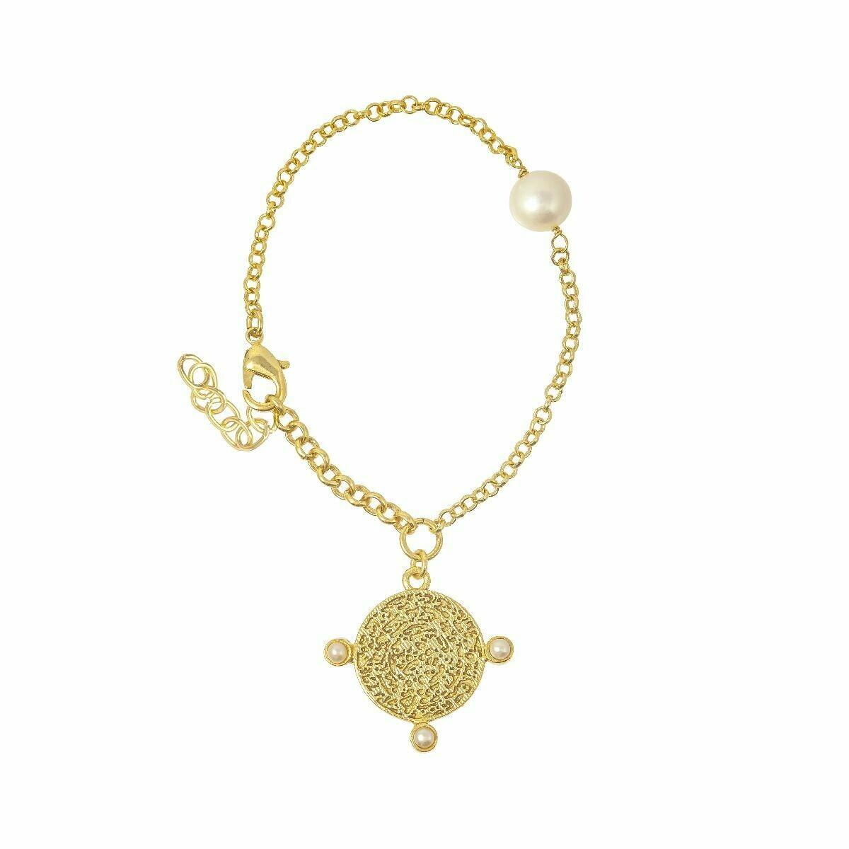 India Pearl Bracelet freshwater pearl