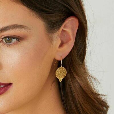 Algir Coin Earrings