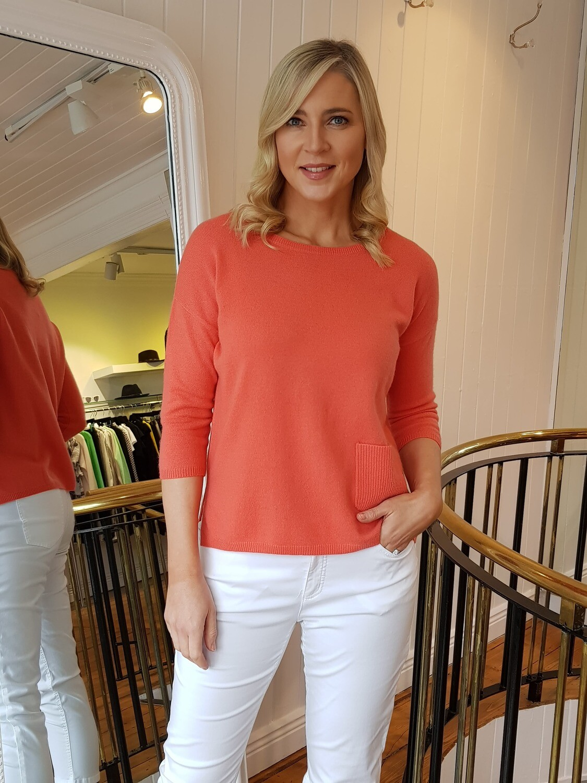 Khloe Cashmere Sweater