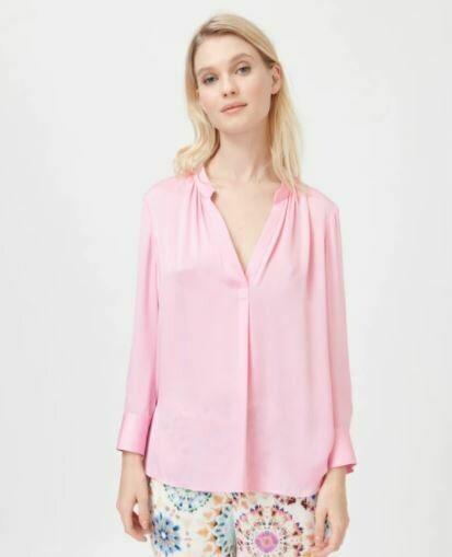 Penelope Silk Shirt