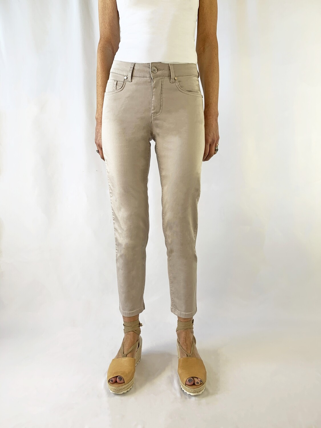Unity Taupe Trousers