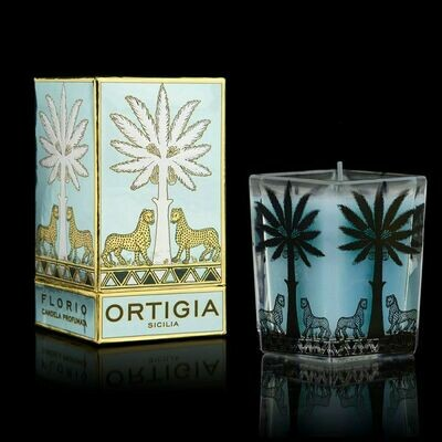 Large Florio Square Candle
