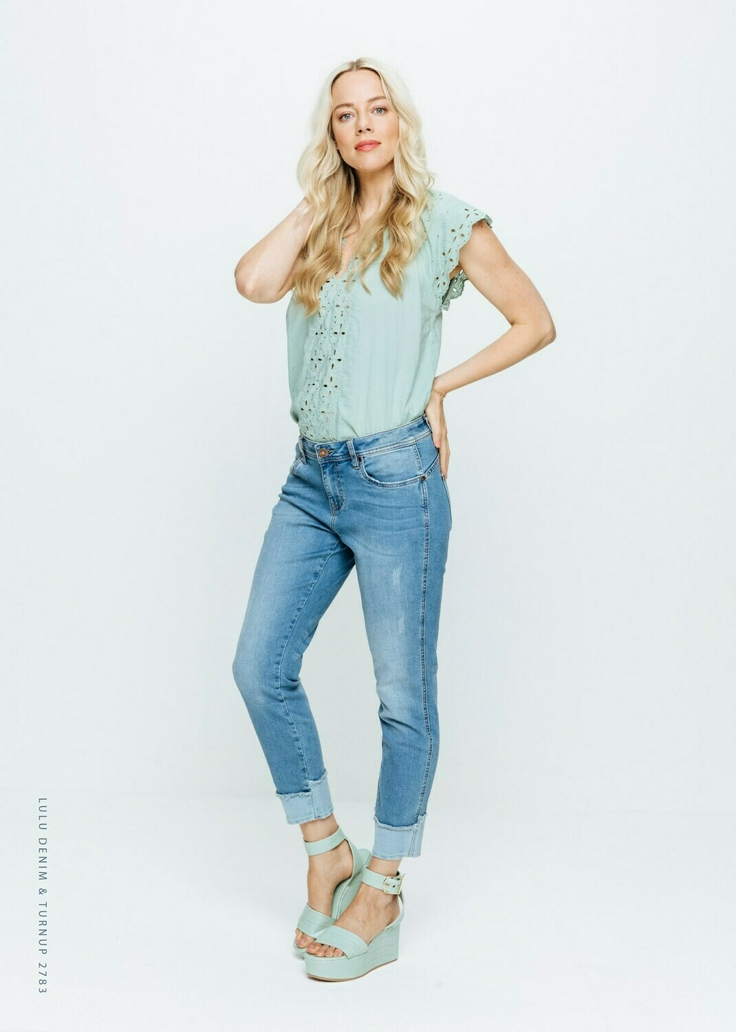 Lulu Denim Jean