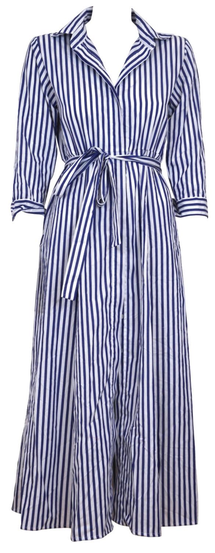 Livia Stripe Dress