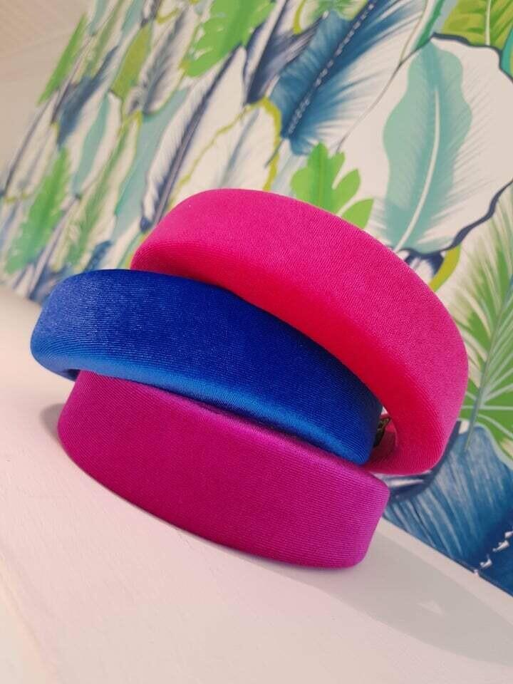 Topsy Velvet Hairband