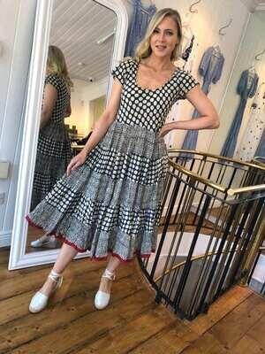 Pranella Spot Dress
