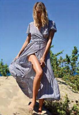 Luana Cielo Dress