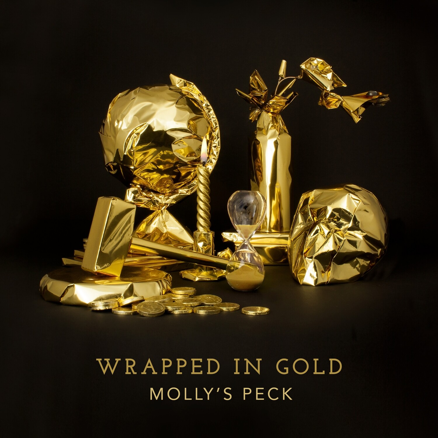Wrapped in Gold: Debut Album
