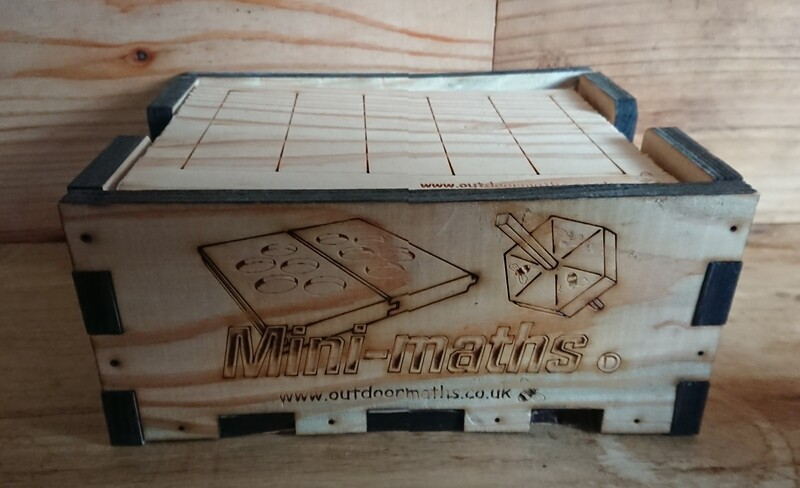 ©Mini-Maths Gift Box (Versa-Tile Compatible)