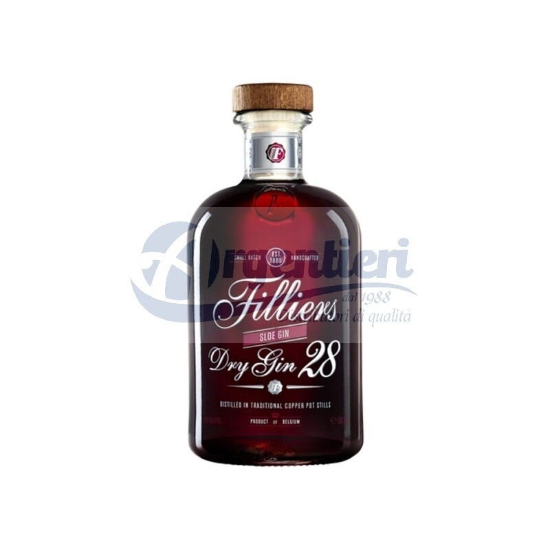 Filliers Sloe Dry - Gin - cl.50