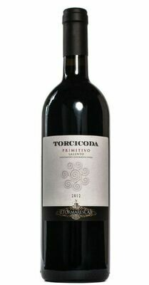 Torcicoda - Vino Rosso - Salento I.G.T. - Cantina TORMARESCA cl.75