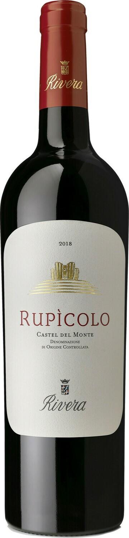Rupìcolo - Vino Rosso Fruttato Fresco - Cantina RIVERA cl.75
