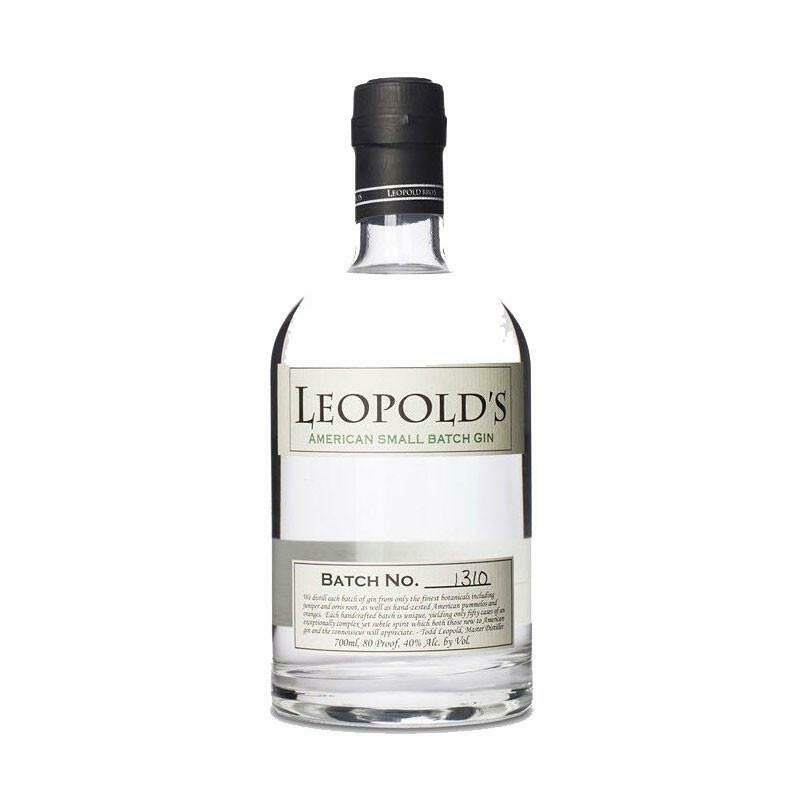 Leopold's American Small Batch - GIN - cl.70
