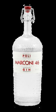 """Gin """"Marconi 46"""" Poli - Gin - cl.70"""