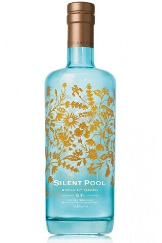 Silent Pool - Gin - cl.70